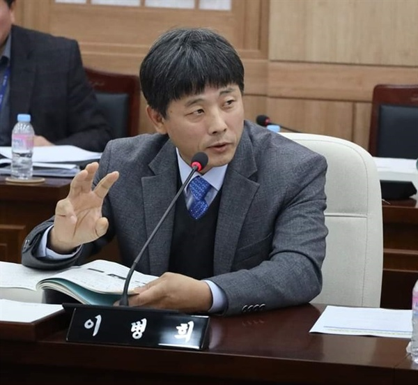 홍성군의회 이병희 의원 홍성군이 내년도 사업으로 지역균형발전 지원사업을 추진한다는 계획인 가운데 실효성 없는 나눠주기식 예산편성은 지양해야한다는 지적이다.