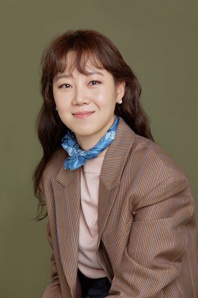 드라마 <동백꽃 필 무렵>의 주연배우 공효진
