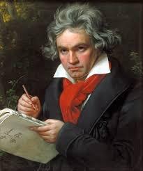 루트비히 판 베토벤.