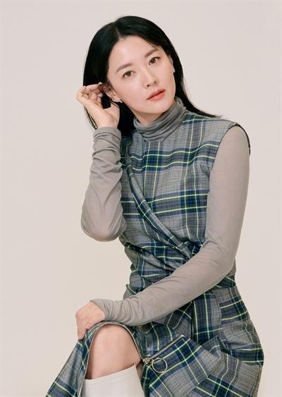 이영애 인터뷰 사진