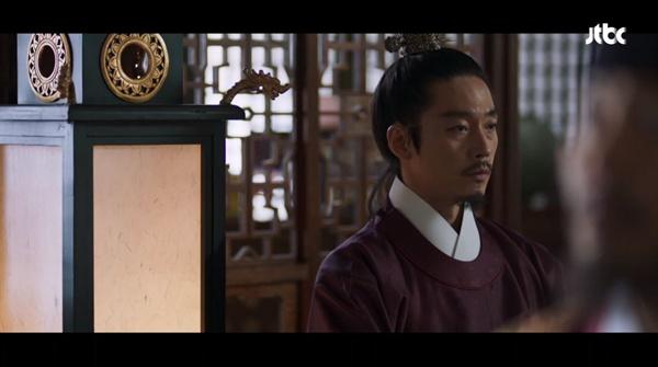 JTBC 드라마 <나의 나라>의 한 장면