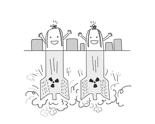 일본산 수산물의 방사능은 걱정하면서 우리나라에서 수십 개의 핵발전소가 가동되고 있는 것에 대해서는 침묵하는 현실이 아이러니한 것만은 사실이다