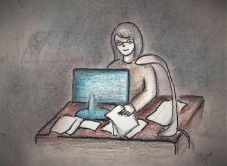 김향기씨는 배우고자 하는 욕구가 많았다 아이가 잠든 방에 혼자 컴퓨터로 공부해서 온라인으로 '장애인 인식개선지도사', '실버건강지도사' 자격증을 회득했다. 지금은 컴퓨터 자격증을 따기 위한 공부도 하고 있고, 산업체 야간대학 사회복지학과에 진학할 계획도 세웠다.