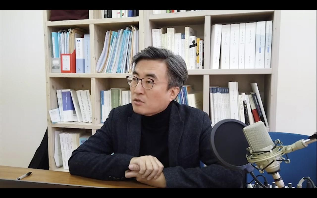 김성회 씽크와이 정치연구소장