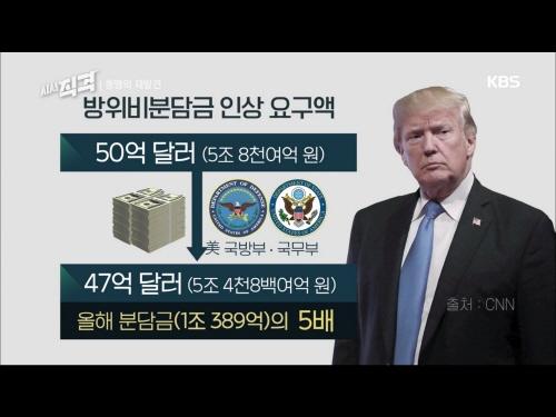 <시사직격> '동맹의 재발견' 편의 한 장면