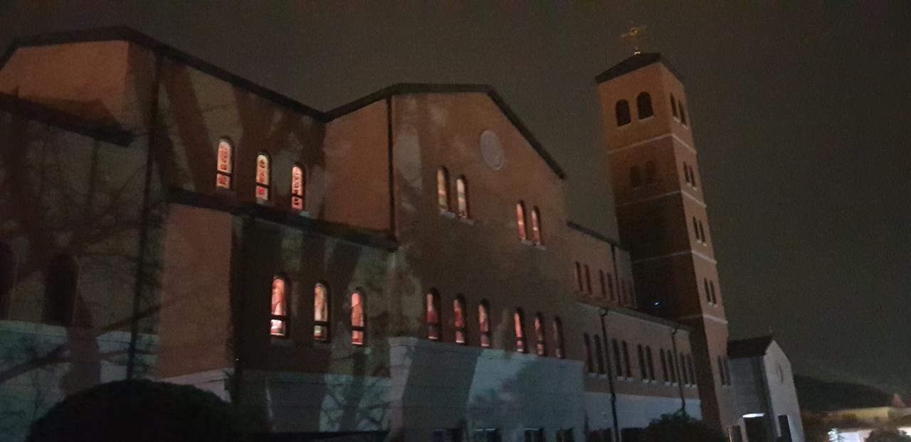 성베네딕도 왜관수도원