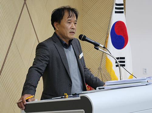김진윤 문화관광과장