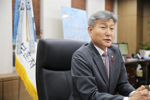 박삼득 국가보훈처장