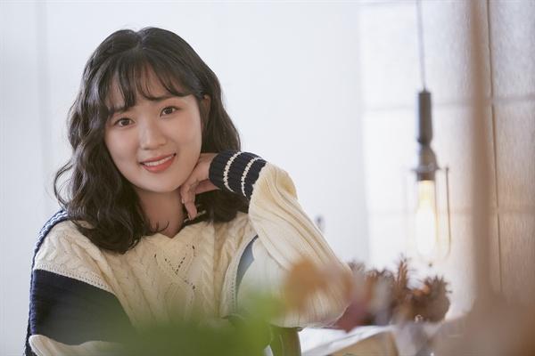 드라마 '어쩌다 발견한 하루'에서 주연 '은단오' 역할 맡아 연기한 배우 김혜윤