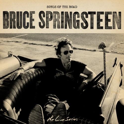 브루스 스프링스틴의 미공개 공연 실황 < The Live Series > 표지.  그는 정규 음반 발매와는 별도로 다양한 형태의 미공개 음원 및 공연 녹음 등을 수시로 제작해 발표하고 있다.