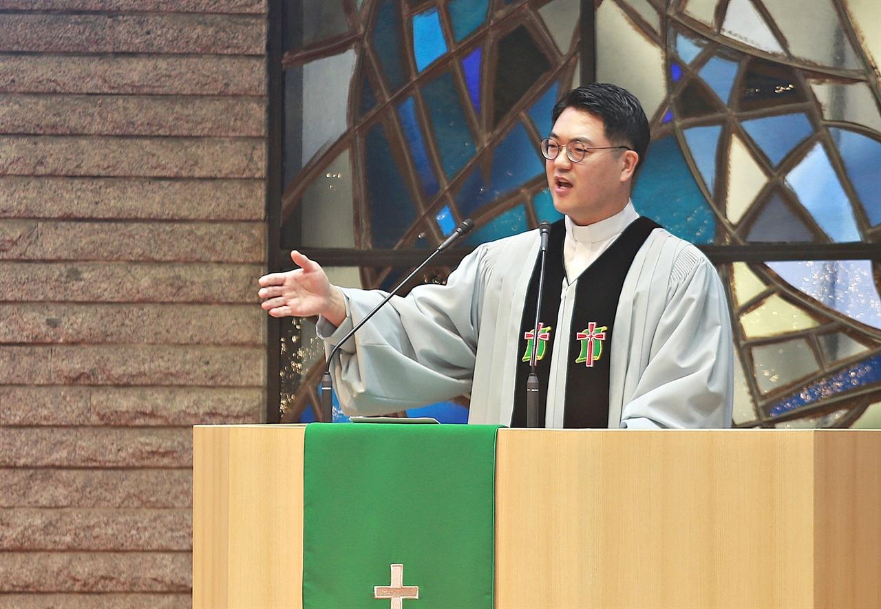 연동교회 김주용 목사