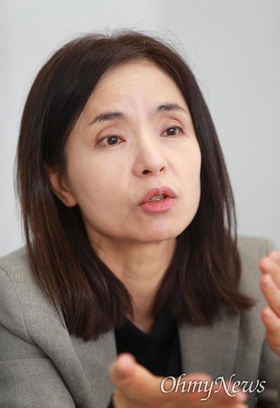 이영아 고양신문 대표.