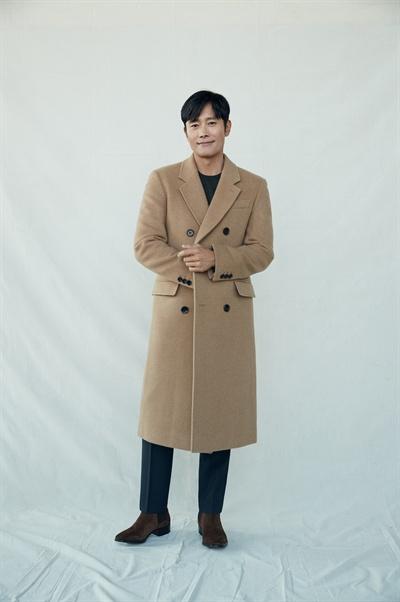 배우 이병헌.