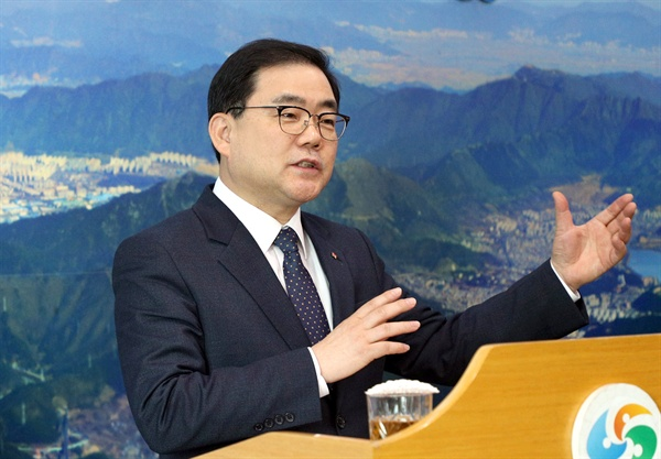 허성무 경남 창원시장.