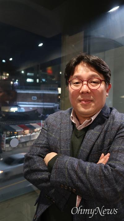 전치형 카이스트 과학기술정책대학원 교수