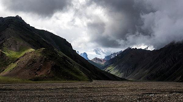 멋진 수타이산 모습. 수타이산 명칭은 '우유산'이란 뜻에서 유래했다고 한다