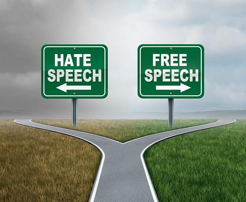 혐오표현을 '방치'해서는 안 된다는 것은 분명하다. 혐오표현에 대한 국가적, 사회적 차원의 대응이 절실히 요청된다