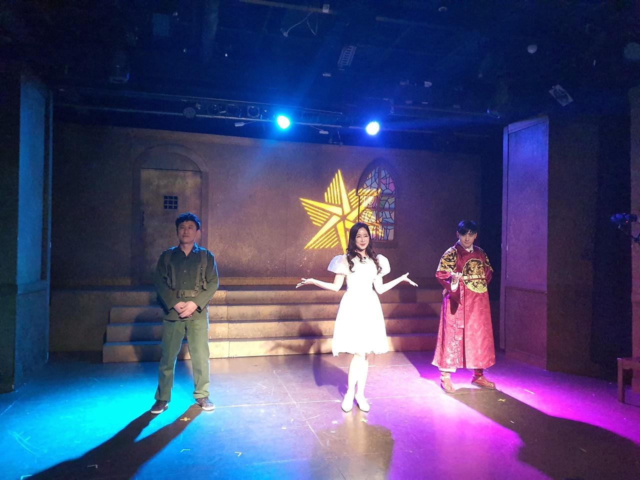 신비한TV 서프라이즈 팬미팅 오프닝 공연