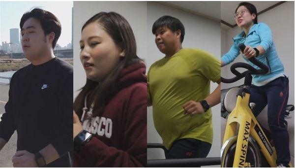 < SBS 스페셜 > 끼니外란 1부, 다이어트 막전막후
