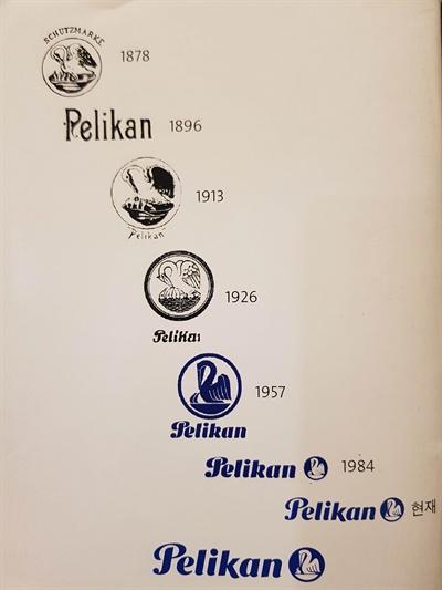 펠리칸 문장 펠리칸의 시대별 문장 변천사(이해를 돕기 위한 캡처 사진임을 밝힙니다).