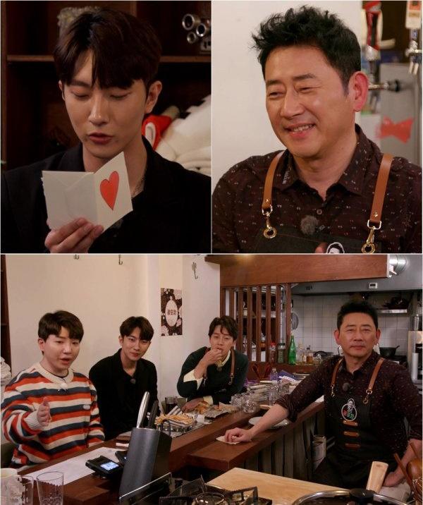 지난 13일 방영된 MBC <마이리틀텔레비전V2>의 한 장면