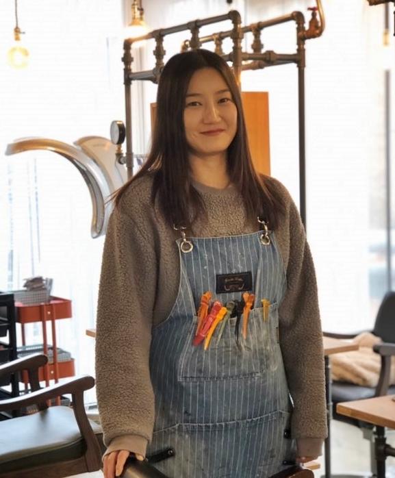 16년차 헤어디자이너 최순희(38)씨다.