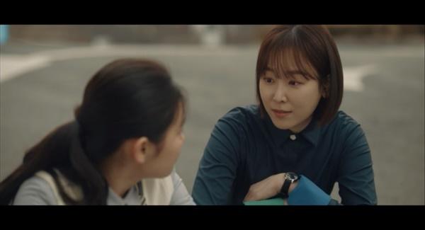 드라마 <블랙독>의 한 장면