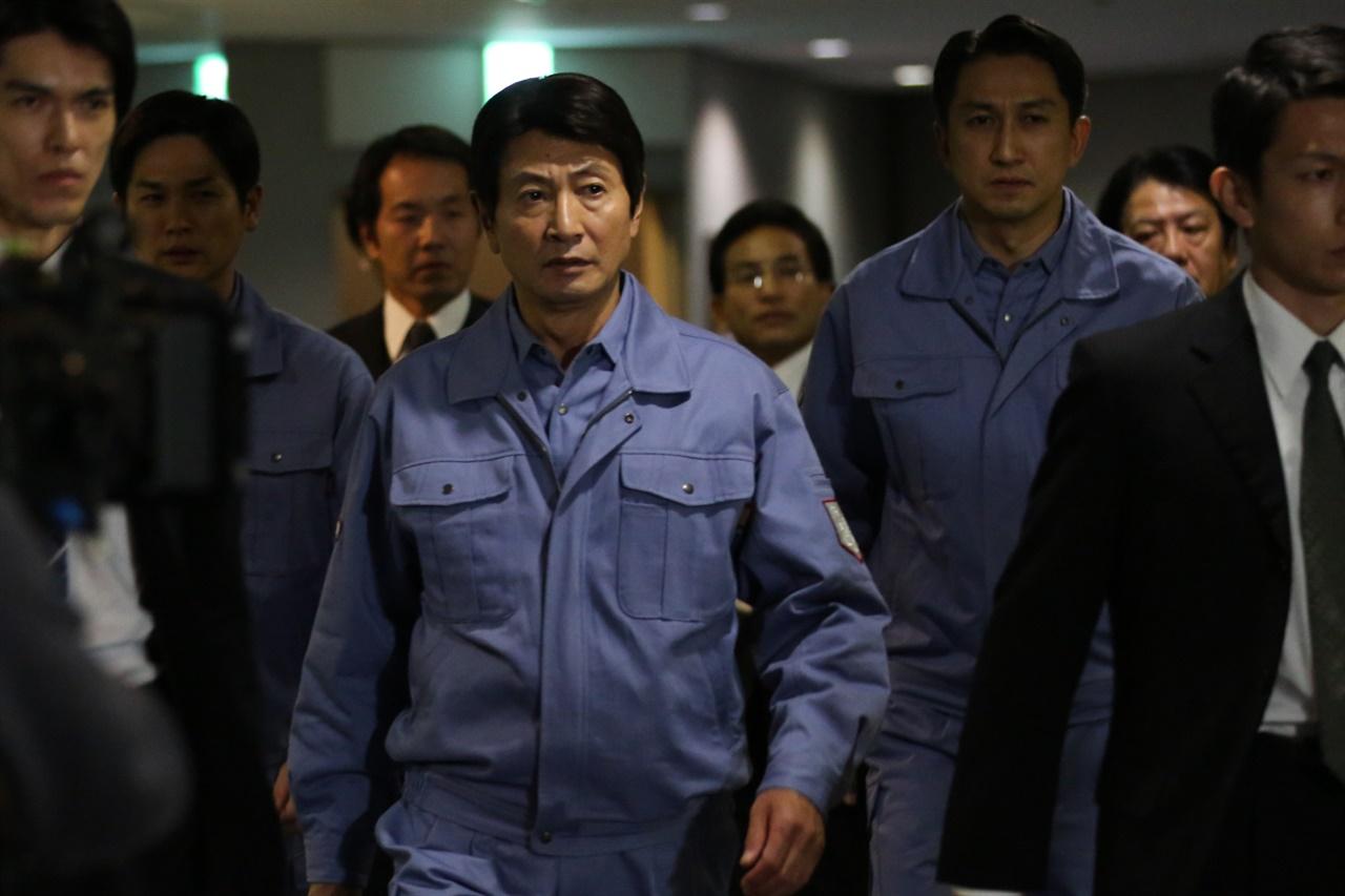 영화 〈태양을 덮다: 후쿠시마의 기록〉