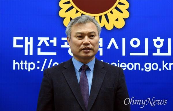 더불어민주당 정기현 대전시의원.