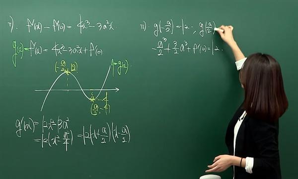 논란이 된 수학강사의 강의