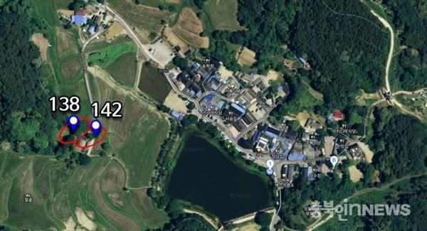 2020년 1월 현재 일제강점기 수탈의 첨병에 섰던 조선신탁주식회사가 충북 청주시 산성동 내 토지 2필지를 소유하고 있는 것으로 확인됐다.