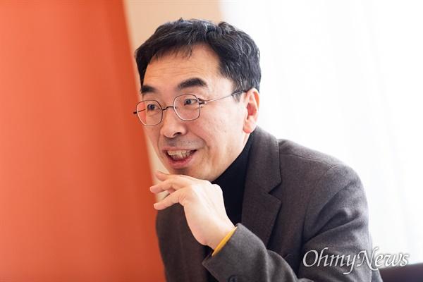 하승창 전 청와대 사회혁신수석