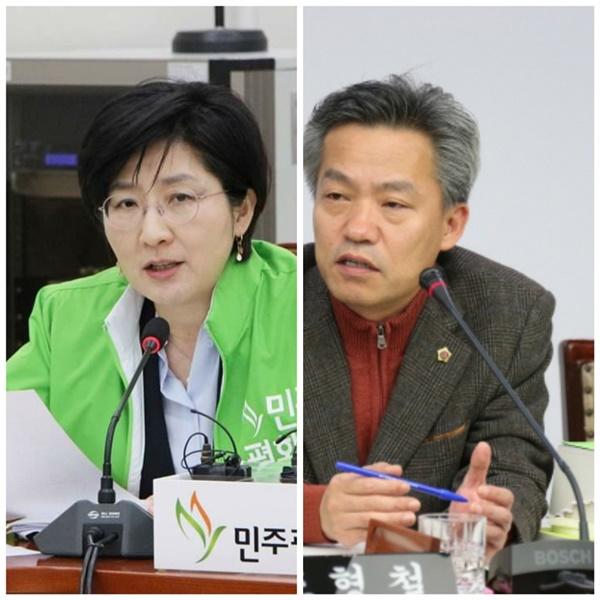 박주현 민주평화당 수석대변인이 인지도와 지지도의 한계를 느껴 전주을 선거구 불출마 쪽으로 선회한 가운데 민주평화당 전북도당 조형철 사무처장의 등판론이 제기되고 있다
