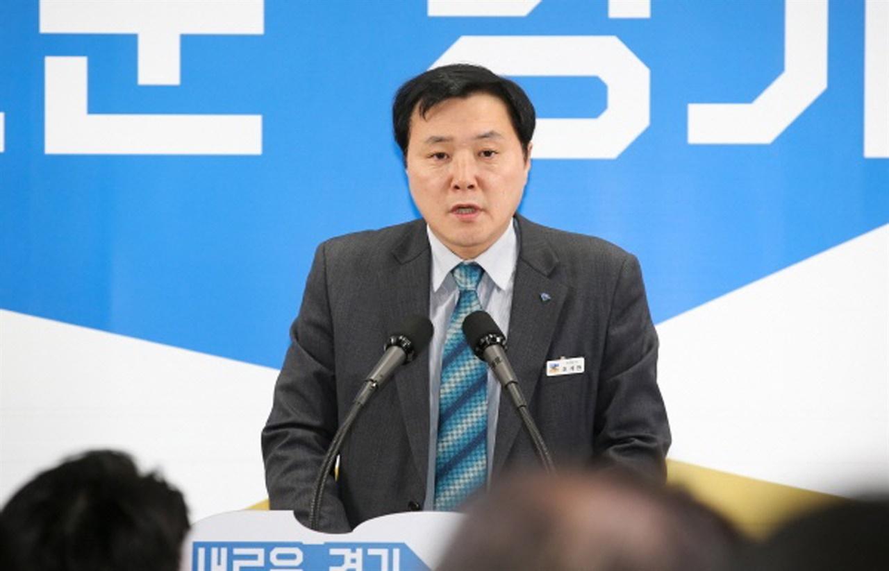 조계원 전 경기도 정책수석