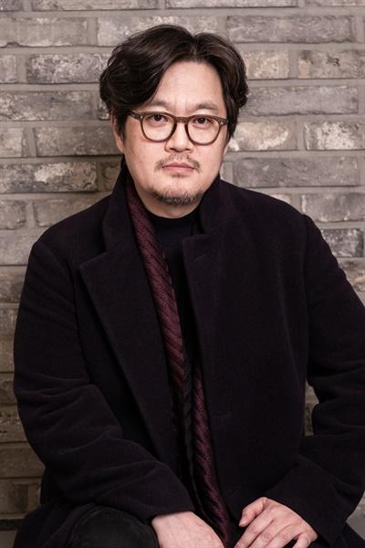 <남산의 부장들> 우민호 감독 인터뷰 사진