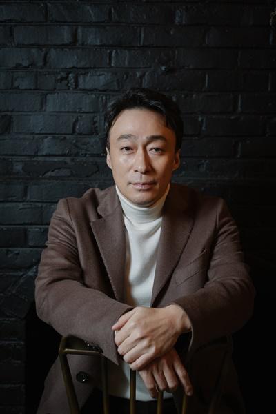 영화 <미스터 주>의 이성민 배우
