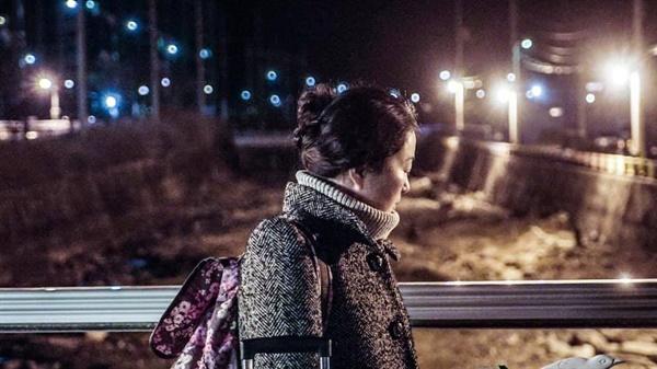 영화 <바람의 언덕>의 한 장면.