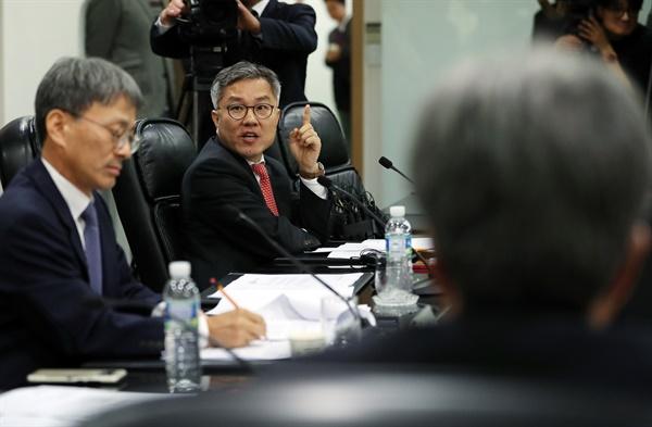 최강욱 청와대 공직기강비서관 (자료사진)