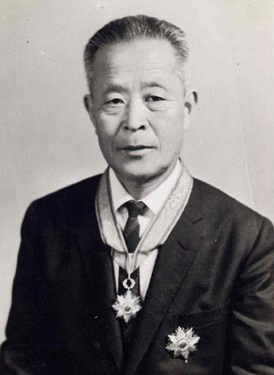 박희광(1901~1970) 선생. 1968년 건국훈장 독립장을 추서받았다.