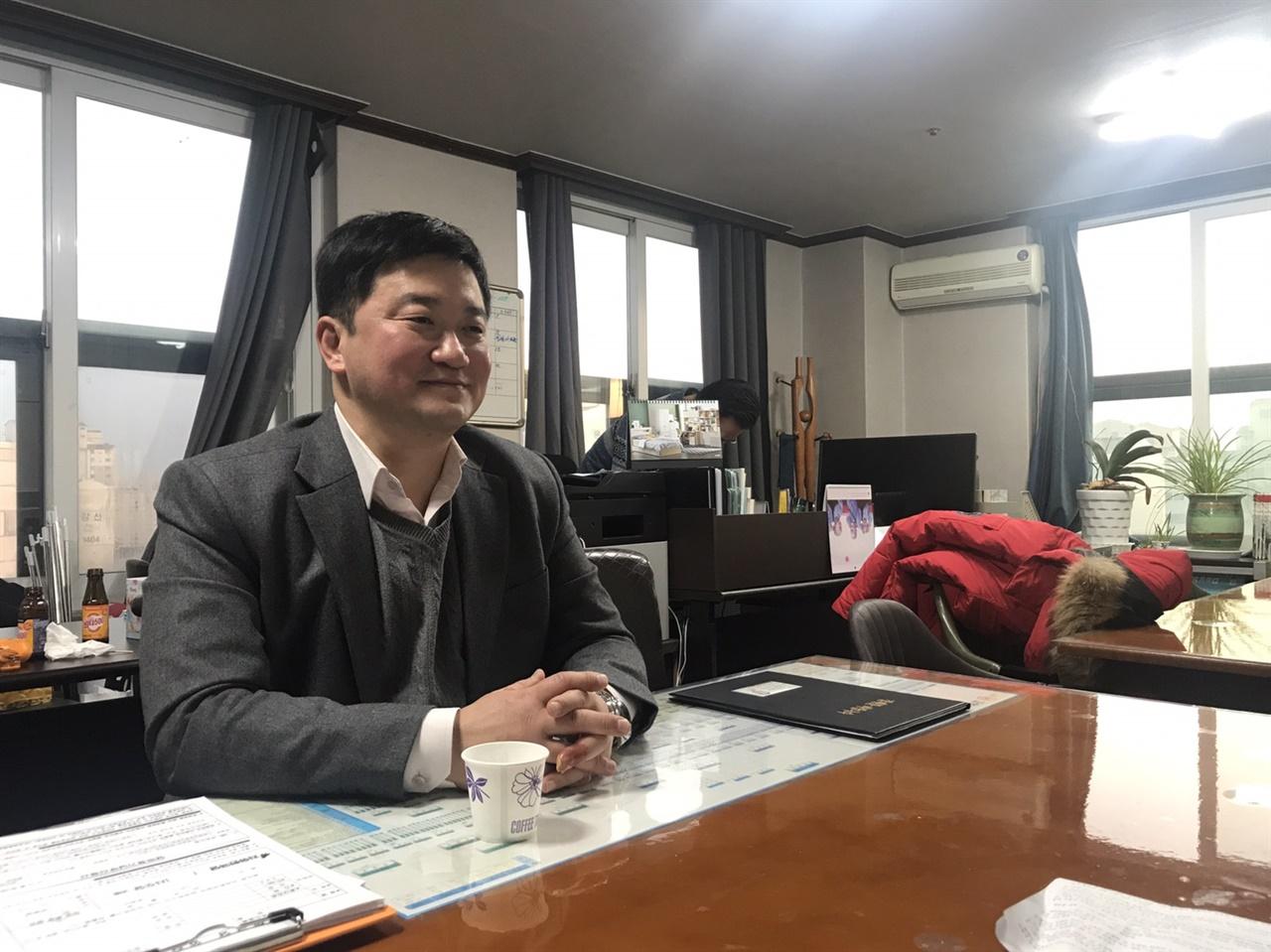 조대원 자유한국당 고양정 당협위원장