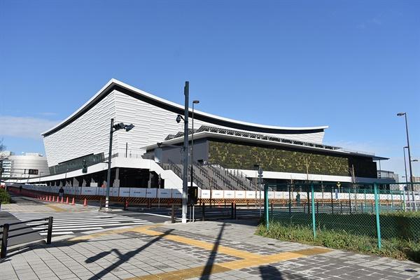 2020 도쿄올림픽 '배구 경기장' 아리아케 아레나(Ariake Arena·1만5천석)