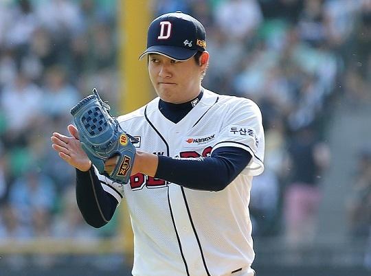 2020년 건강한 시즌 완주가 절실한 두산 김강률