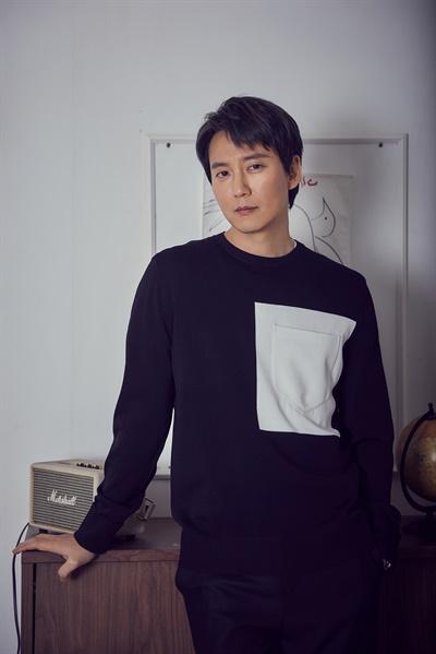 영화 <클로젯>의 주연배우 김남길.