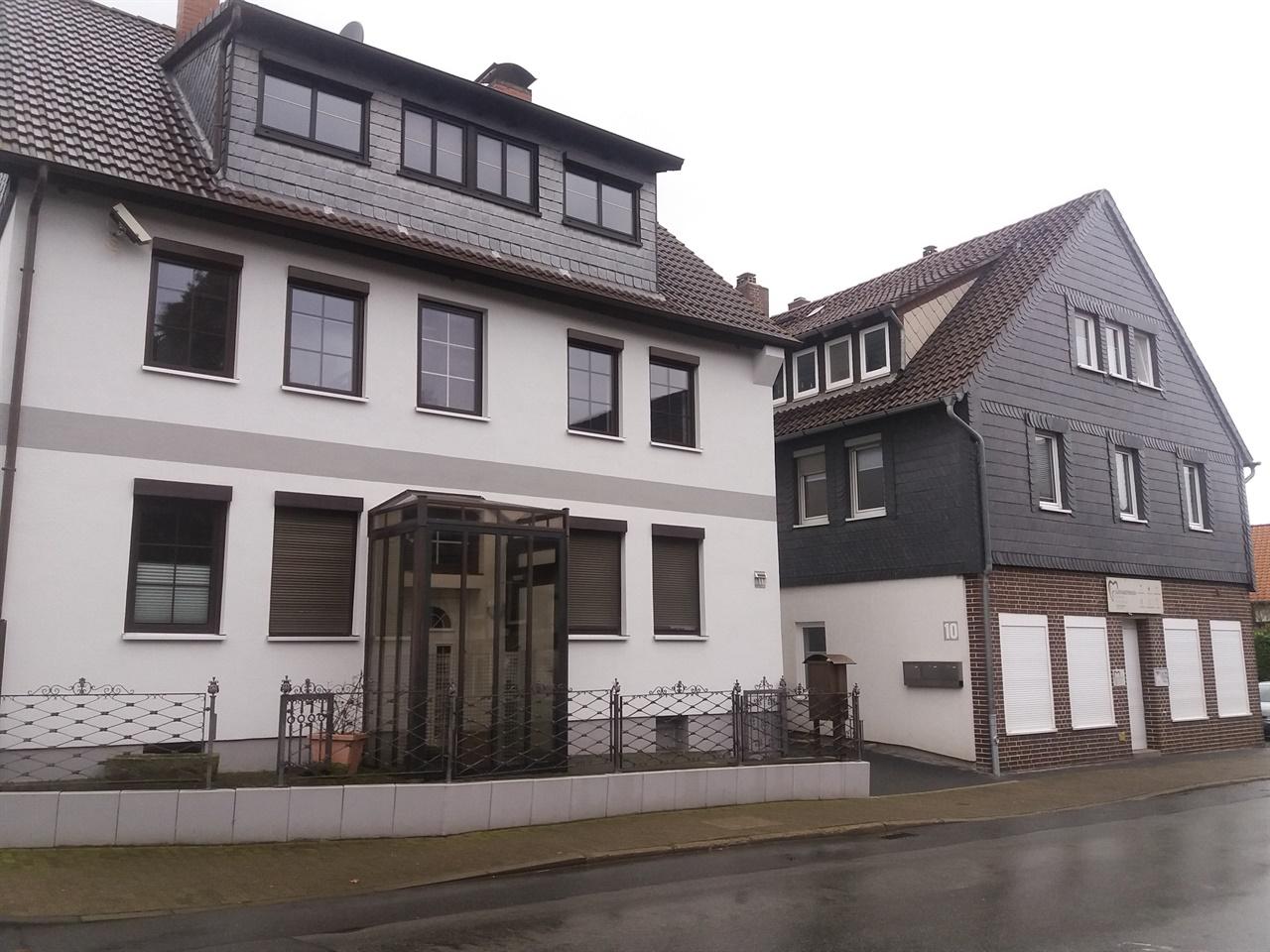 독일 일반 가정집 건물