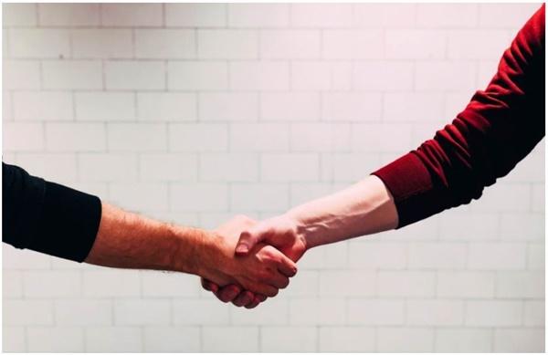 결국 진정한 리더십은 파트너십 관계이다.