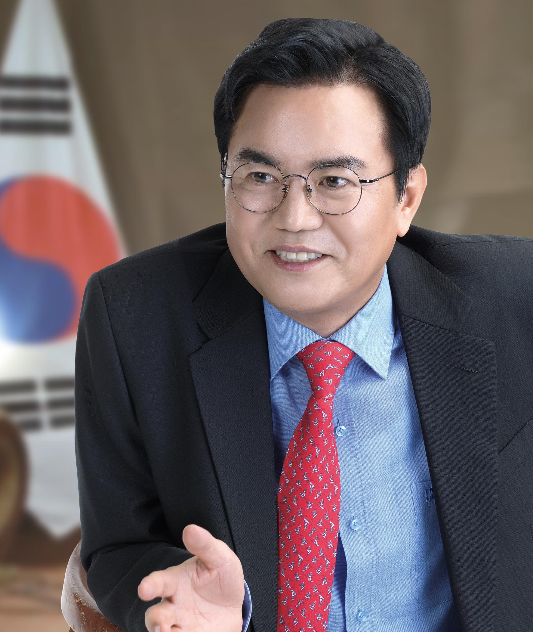 이상길 자유한국당 대구 북구갑 국회의원 예비후보.