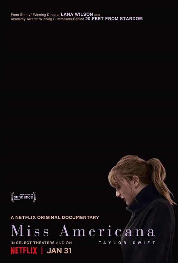 테일러 스위프트의 다큐멘터리 영화 '미스 아메리카나'