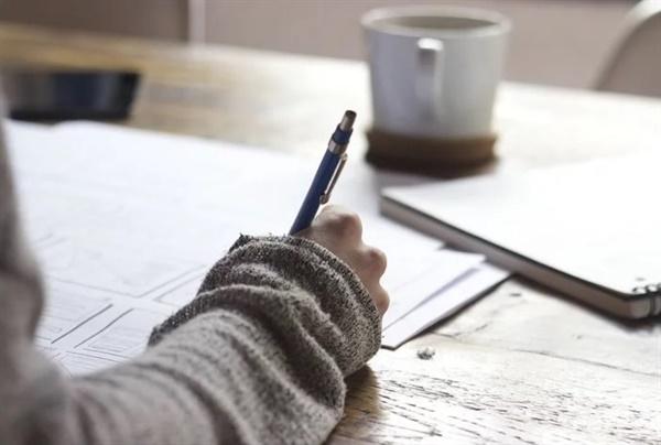 일단 글쓰기를 시작하는 것은 중요하다.