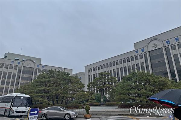 예비신부가 극단적 선택을 하게 만든 불법촬영 사건 2심 선고공판이 12일 광주고등법원에서 진행됐다.