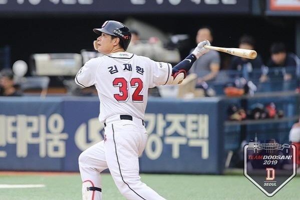 두산 김재환